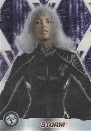 2003 Topps X2: X-Men United Trading Cards 4