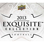 2013 Upper Deck Exquisite Football Cards