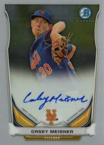 See All the 2014 Bowman Baseball Chrome Prospect Autographs 18