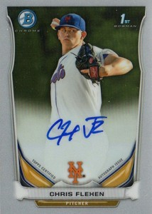 See All the 2014 Bowman Baseball Chrome Prospect Autographs 10