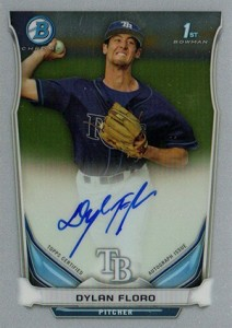 See All the 2014 Bowman Baseball Chrome Prospect Autographs 37