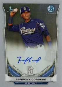 See All the 2014 Bowman Baseball Chrome Prospect Autographs 8