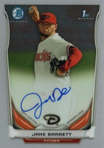 See All the 2014 Bowman Baseball Chrome Prospect Autographs 3