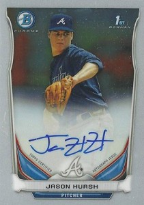 See All the 2014 Bowman Baseball Chrome Prospect Autographs 14