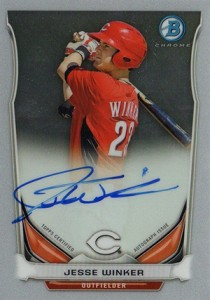 See All the 2014 Bowman Baseball Chrome Prospect Autographs 28