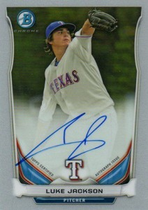 See All the 2014 Bowman Baseball Chrome Prospect Autographs 41