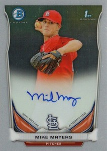 See All the 2014 Bowman Baseball Chrome Prospect Autographs 17