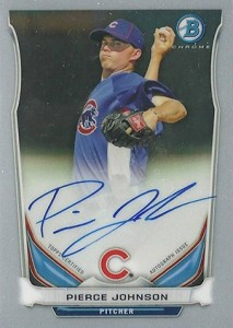 See All the 2014 Bowman Baseball Chrome Prospect Autographs 42