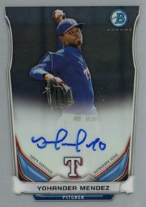 See All the 2014 Bowman Baseball Chrome Prospect Autographs 19