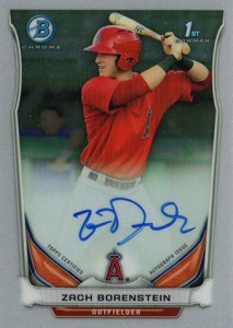 See All the 2014 Bowman Baseball Chrome Prospect Autographs 32