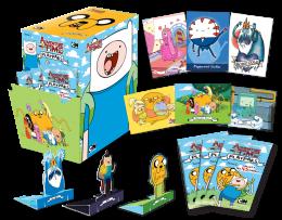 2014 Cryptozoic Adventure Time PlayPaks