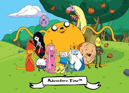 2014 Cryptozoic Adventure Time PlayPaks Trading Cards 44