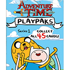 2014 Cryptozoic Adventure Time PlayPaks Trading Cards