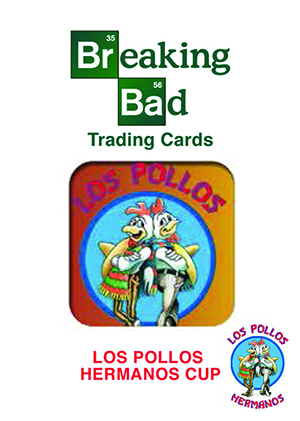 2014 Cryptozoic Breaking Bad Seasons 1-5 Trading Cards 27