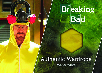 2014 Cryptozoic Breaking Bad Seasons 1-5 Trading Cards 33