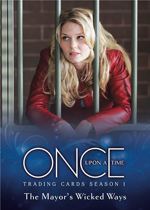 2014 Cryptozoic Once Upon a Time Season 1 Trading Cards 19