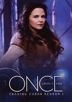 2014 Cryptozoic Once Upon a Time Season 1 Trading Cards 25