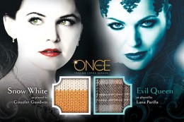 2014 Cryptozoic Once Upon a Time Season 1 Over-Sized Quad Wardrobe Front