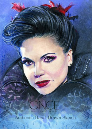 2014 Cryptozoic Once Upon a Time Season 1 Trading Cards 22