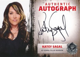 2014 Cryptozoic Sons of Anarchy Seasons 1-3 Autographs A2
