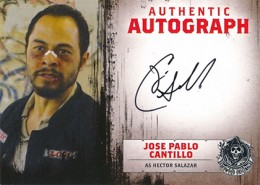 2014 Cryptozoic Sons of Anarchy Seasons 1-3 Autographs Guide 24
