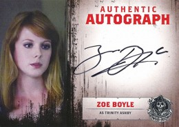 2014 Cryptozoic Sons of Anarchy Seasons 1-3 Autographs Guide 25