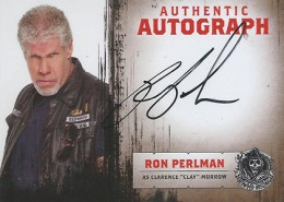 2014 Cryptozoic Sons of Anarchy Seasons 1-3 Autographs Guide 2