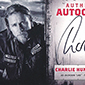 2014 Cryptozoic Sons of Anarchy Seasons 1-3 Autographs Guide