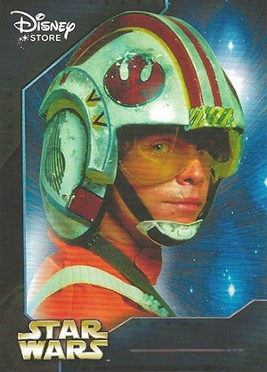 2014 Disney Store Star Wars Trading Cards 1