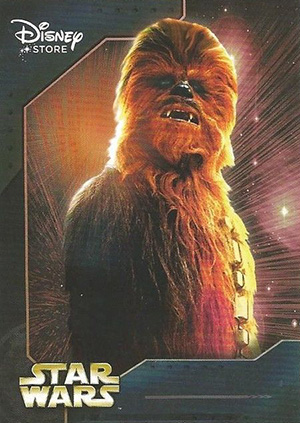 2014 Disney Store Star Wars Trading Cards 22