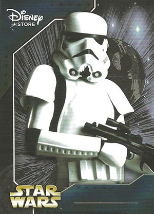 2014 Disney Store Star Wars Trading Cards 2
