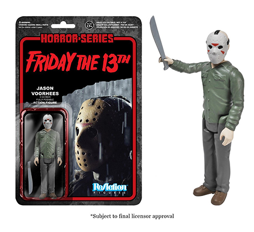2014 Funko Horror Series ReAction Figures 6