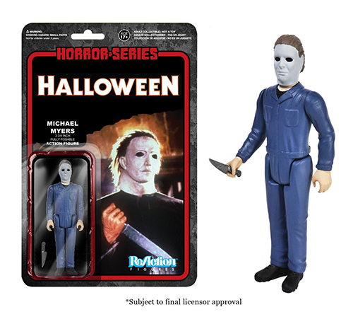 2014 Funko Horror Series ReAction Figures 8