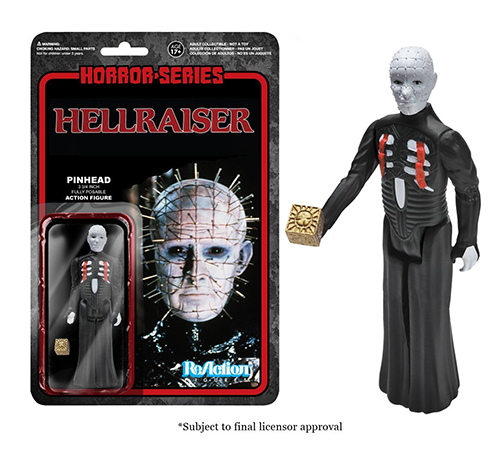 2014 Funko Horror Series ReAction Figures 10