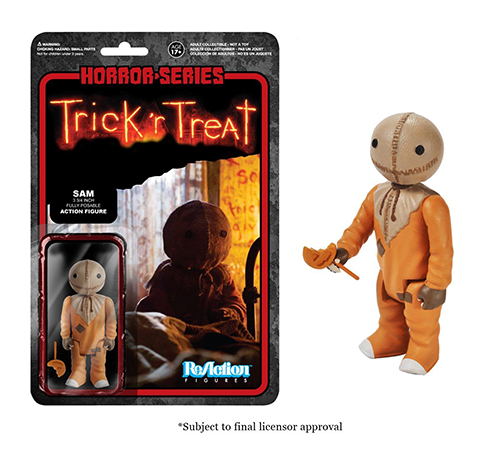 2014 Funko Horror Series ReAction Figures 12