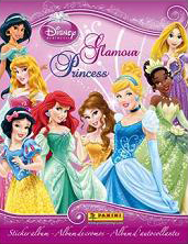 2014 Panini Disney Glamour Princess Stickers 2