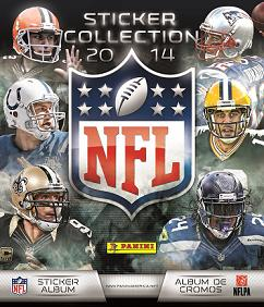 2014 Panini NFL Stickers 1