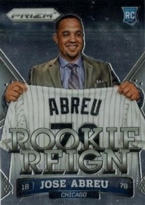 2014 Panini Prizm Baseball Cards 33