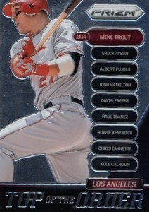 2014 Panini Prizm Baseball Cards 39