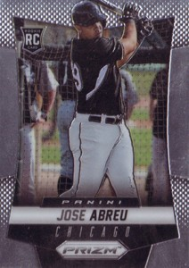 Jose Abreu Rookie Card and Prospect Card Guide 6