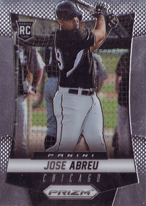 Top Jose Abreu Rookie Card and Prospect Cards 6