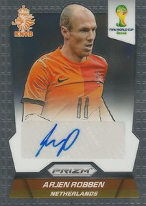 Global Graphs: 2014 Panini Prizm World Cup Soccer Autographs 20