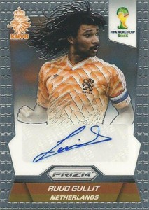 Global Graphs: 2014 Panini Prizm World Cup Soccer Autographs 34