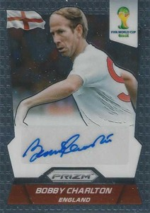 Global Graphs: 2014 Panini Prizm World Cup Soccer Autographs 5