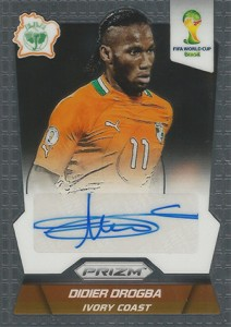 Global Graphs: 2014 Panini Prizm World Cup Soccer Autographs 31