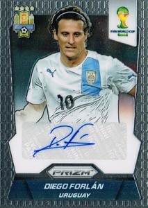 Global Graphs: 2014 Panini Prizm World Cup Soccer Autographs 33