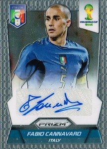 Global Graphs: 2014 Panini Prizm World Cup Soccer Autographs 4