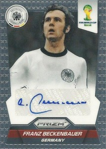 Global Graphs: 2014 Panini Prizm World Cup Soccer Autographs 2