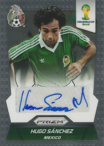 Global Graphs: 2014 Panini Prizm World Cup Soccer Autographs 46