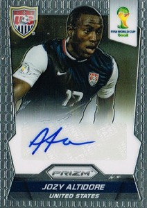 Global Graphs: 2014 Panini Prizm World Cup Soccer Autographs 1
